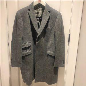 Etro Gray Trench Coat